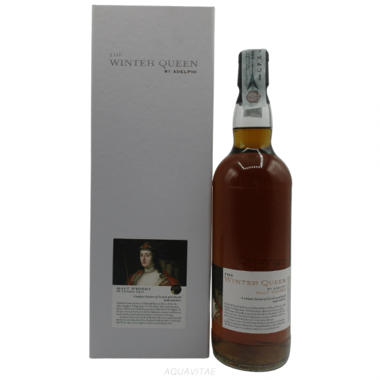 Whisky The Winter Queen 19 Year Old Batch 2 By Adelphi Whisky Scozzese Blended
