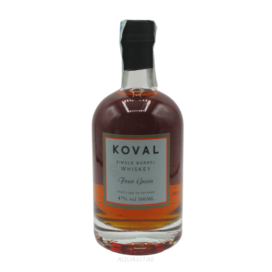 Whiskey Koval Single Barrel Four Grain America Whiskey