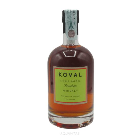 Whiskey Koval Single Barrel Bourbon America Whiskey Bourbon Whiskey