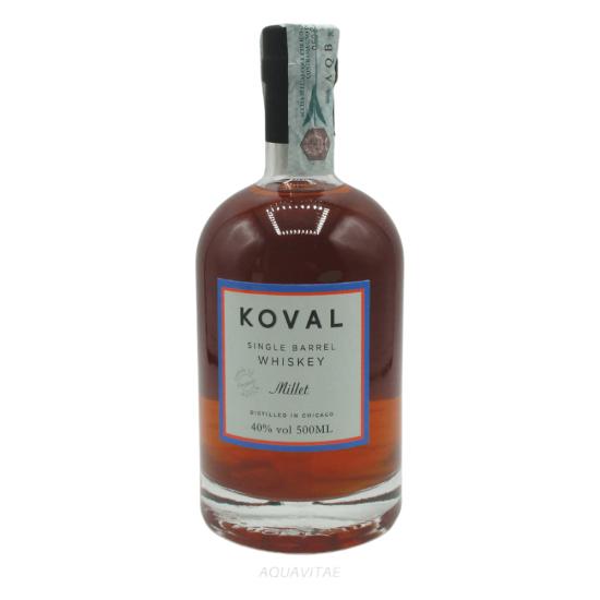Whiskey Koval Single Barrel Millet America Whiskey