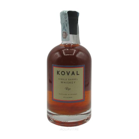Whiskey Koval Single Barrel Rye America Whiskey Rye Whiskey