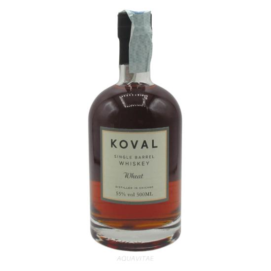 Whiskey Koval Single Barrel Wheat America Whiskey