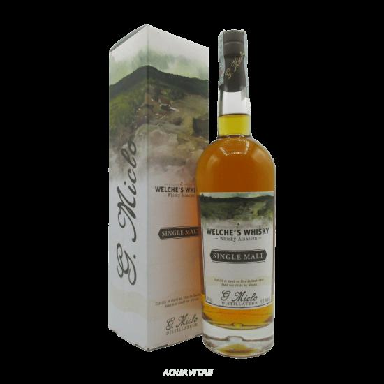 Whisky Welche's Whisky Single Malt Whisky Francese Single Malt