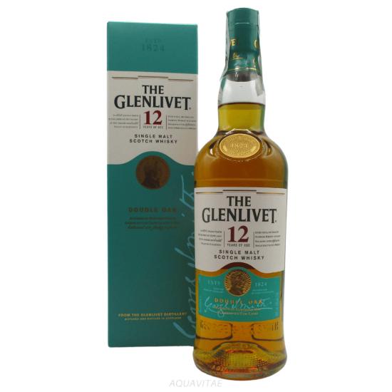 Whisky The Glenlivet 12 Year Old Double Oak Single Malt Scotch Whisky