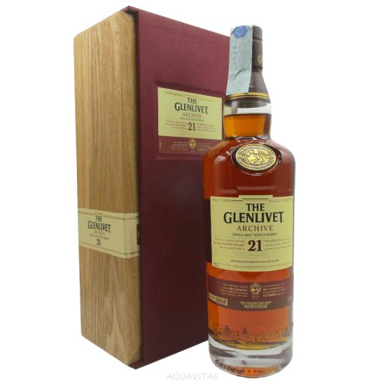 Whisky The Glenlivet 21 Year Old Archive The Glenlivet