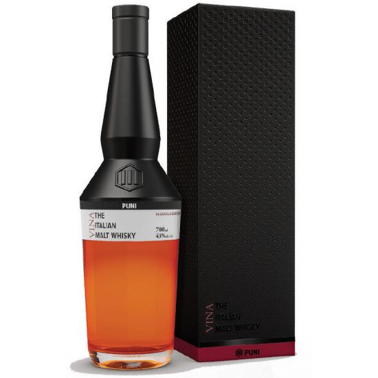 Whisky Puni Vina Marsala Edition Whisky Italia Italian Malt Whisky