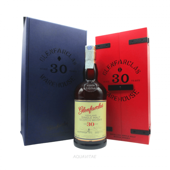 Whisky Glenfarclas 30 Year Old Warehouse Single Malt Scotch Whisky
