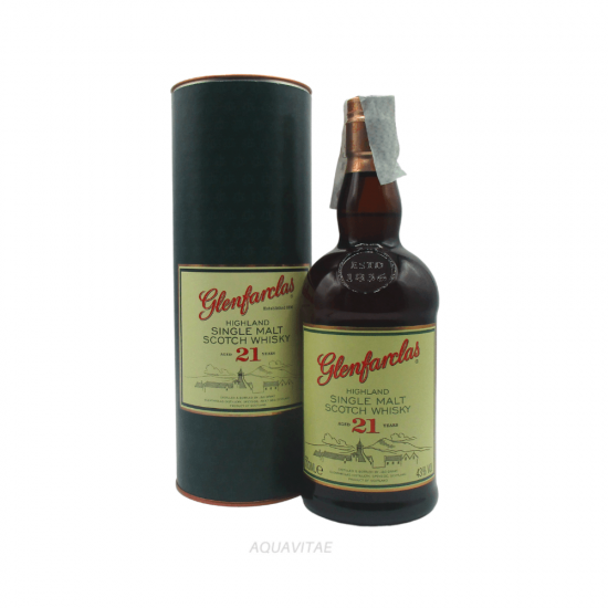 Whisky Glenfarclas 21 Year Old Single Malt Scotch Whisky