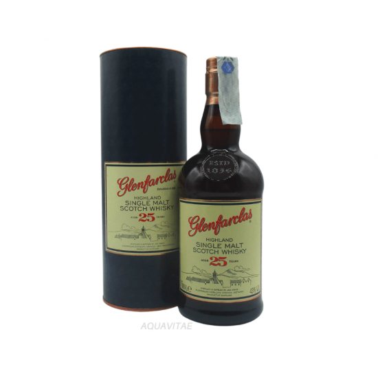 Whisky Glenfarclas 25 Year Old Single Malt Scotch Whisky