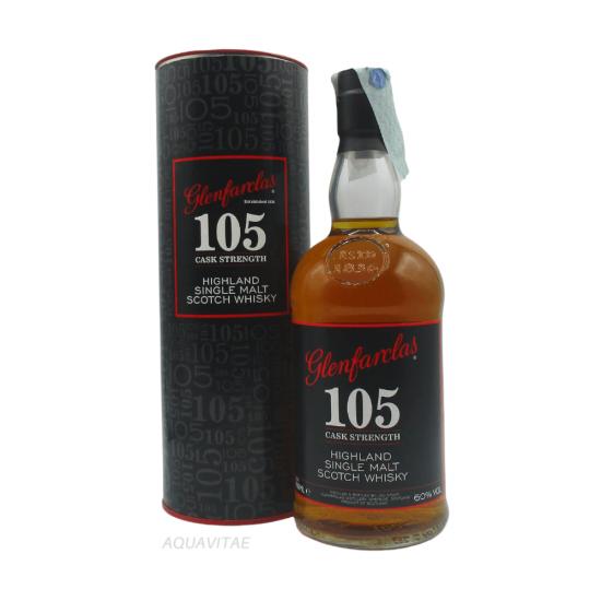 Whisky Glenfarclas 105 Cask Strength - Single Malt Scotch Whisky