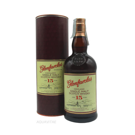 Whisky Glenfarclas 15 Year Old Single Malt Scotch Whisky