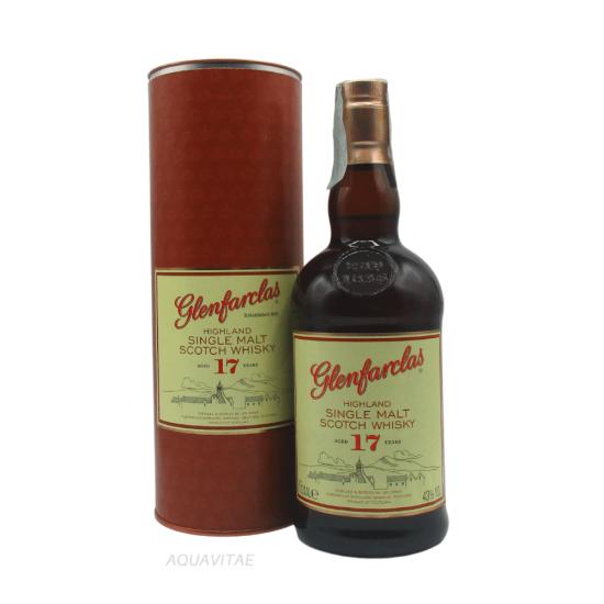 Whisky Glenfarclas 17 Year Old Single Malt Scotch Whisky
