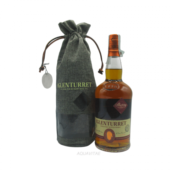 Whisky Glenturret Sherry Cask Edition Single Malt Scotch Whisky