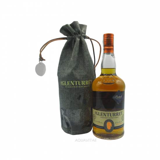 Whisky Glenturret Peated Edition Single Malt Scotch Whisky