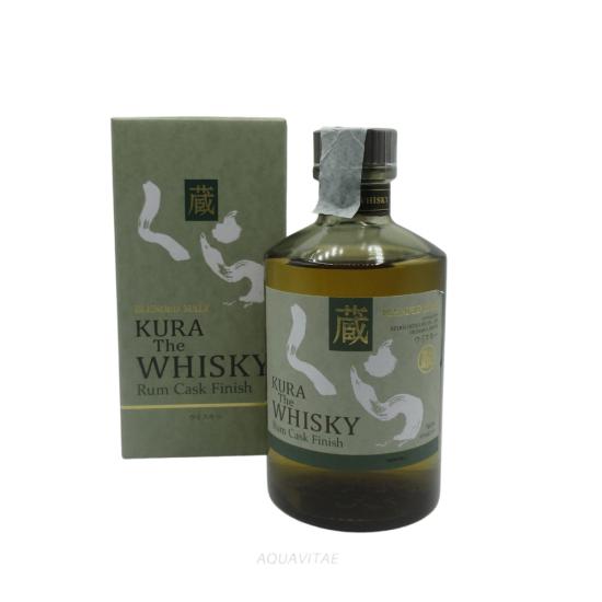 Whisky Kura The Whisky Rum Cask Finish Whisky Giapponese Blended Malt