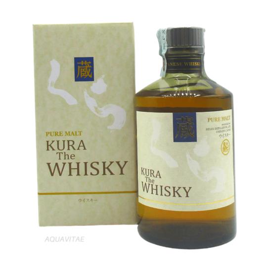 Whisky Kura The Whisky Pure Malt  Whisky Giapponese Blended Malt