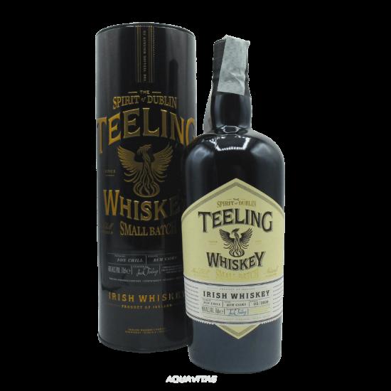 Whiskey Teeling Small Batch Rum Cask Whiskey Irlandese Blended