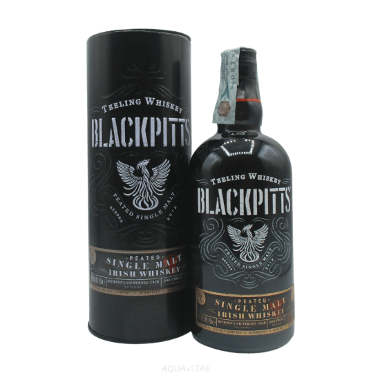 Whiskey Teeling Blackpitts Peated Whiskey Irlandese Single Malt