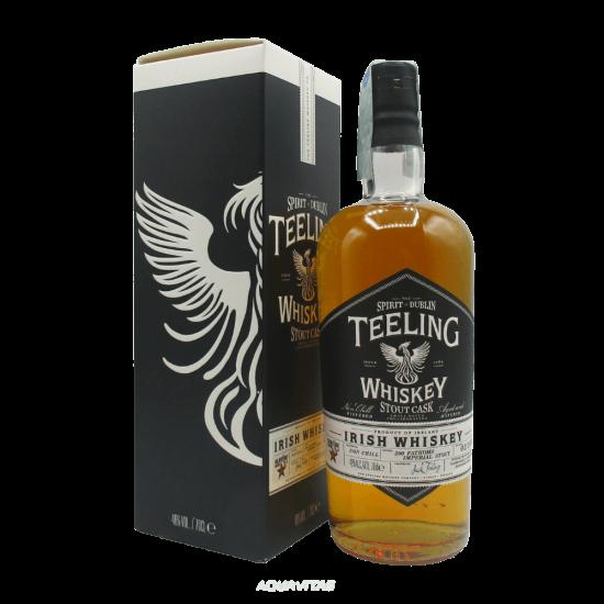 Whiskey Teeling Small Batch Stout Cask Whiskey Irlandese Blended
