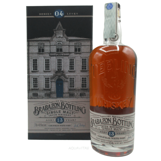 Whiskey Teeling Single Malt 13 Year Old Brabazon Bottling Series 4  Whiskey Irlandese Single Malt