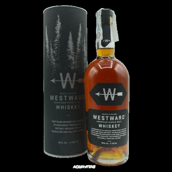 Whiskey Westward American Single Malt America Whiskey
