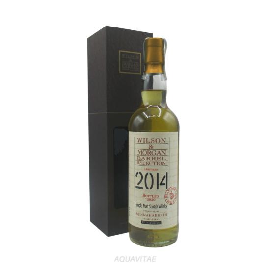 Whisky Bunnahabhain 2014 Heavy Peat Wilson & Morgan Single Malt Scotch Whisky