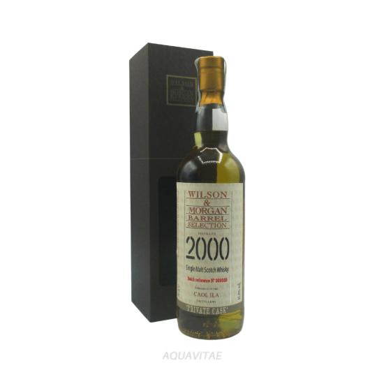 Whisky Caol Ila 2000 Private Cask Wilson & Morgan Single Malt Scotch Whisky