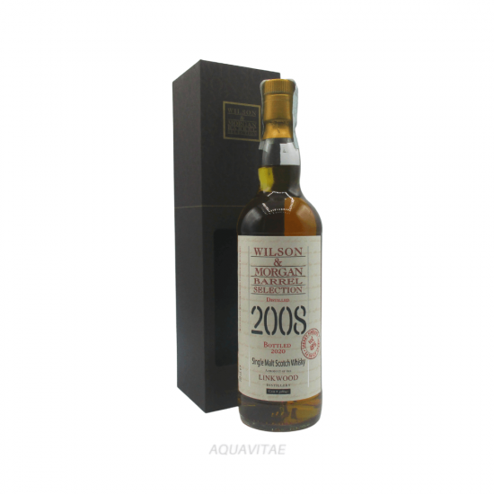 Whisky Linkwood 2008 Sherry Finish PX Wilson & Morgan Single Malt Scotch Whisky