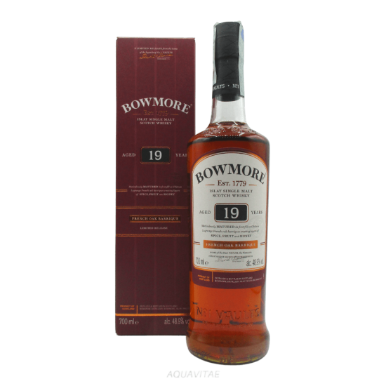 Whisky Bowmore 19 Year Old Limited Edition BOWMORE