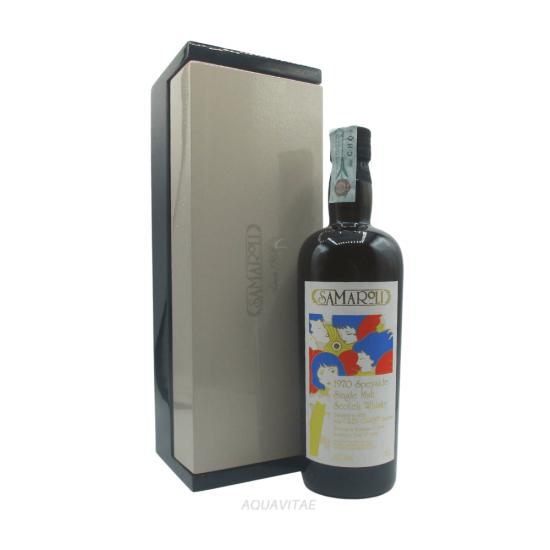 Whisky Samaroli Glen Grant 1970 Edition 2017 Single Malt Scotch Whisky