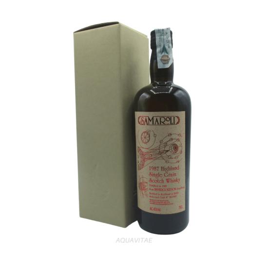 Whisky Samaroli Invergordon 1987 Edition 2018 Single Grain Scotch Whisky