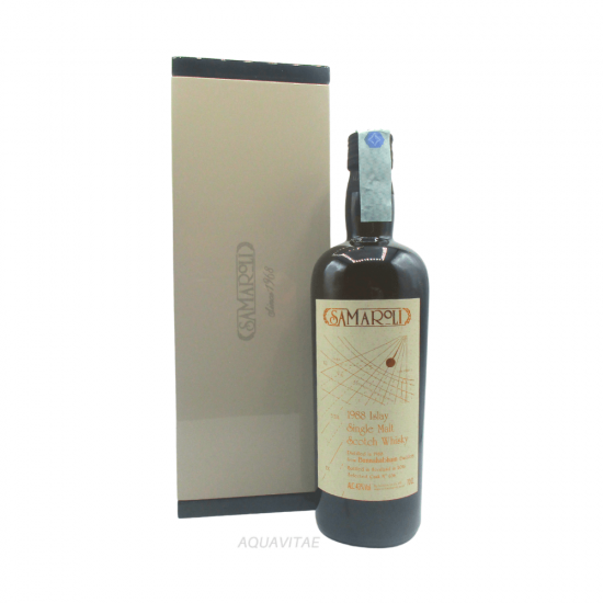 Whisky Samaroli Bunnahabhain 1988 Edition 2016 Single Malt Scotch Whisky