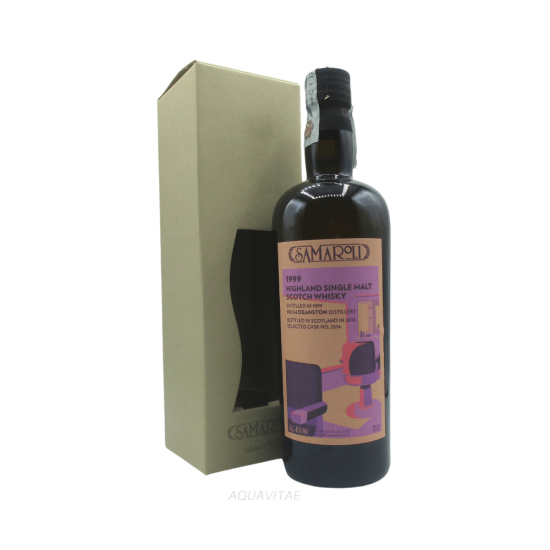 Whisky Samaroli Deanston 1999 Edition 2018 Single Malt Scotch Whisky