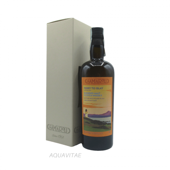 Whisky Samaroli Ferry To Islay Edition 2016  Whisky Scozzese Blended Malt