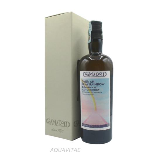 Whisky Samaroli Over An Islay Rainbow Edition 2016 Whisky Scozzese Blended Malt