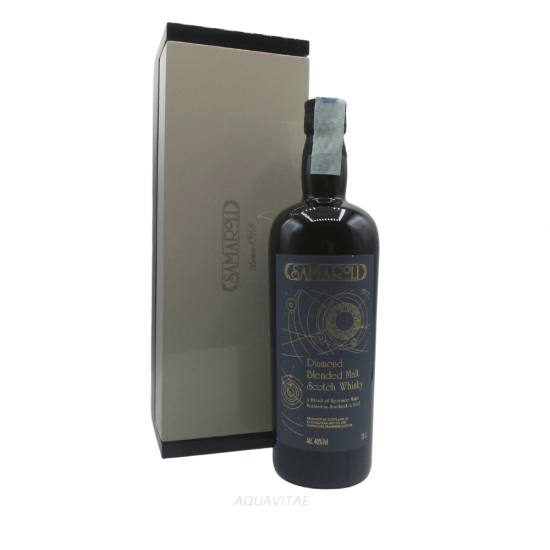 Whisky Samaroli Diamond Edition 2017 Whisky Scozzese Blended Malt