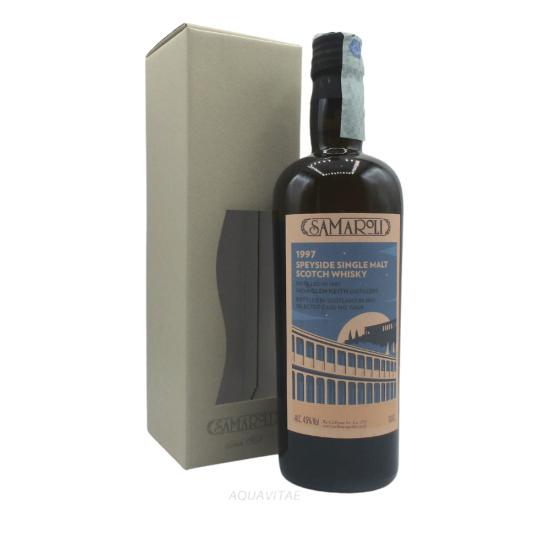 Whisky Samaroli Glen Keith 1997 Edition 2017 Single Malt Scotch Whisky