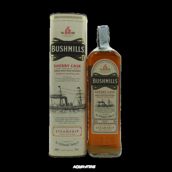 Whiskey Bushmills Steamship Sherry Cask Reserve (1L) Whiskey Irlandese Single Malt