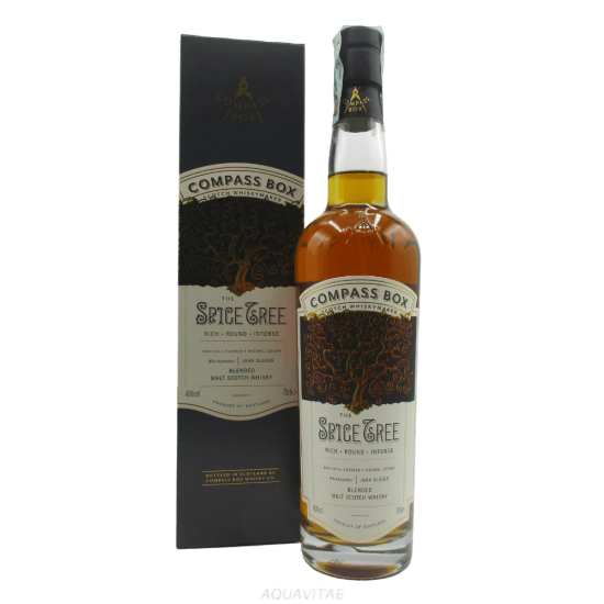 Whisky Compass Box The Spice Tree Compass Box Whisky Scozzese Blended