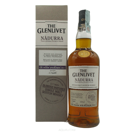 Whisky The Glenlivet Nàdurra Oloroso Cask Finish (1L) Single Malt Scotch Whisky