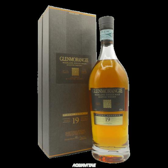 Whisky Glenmorangie 19 Year Old Finest Reserve Glenmorangie Whisky Scozzese Single Malt