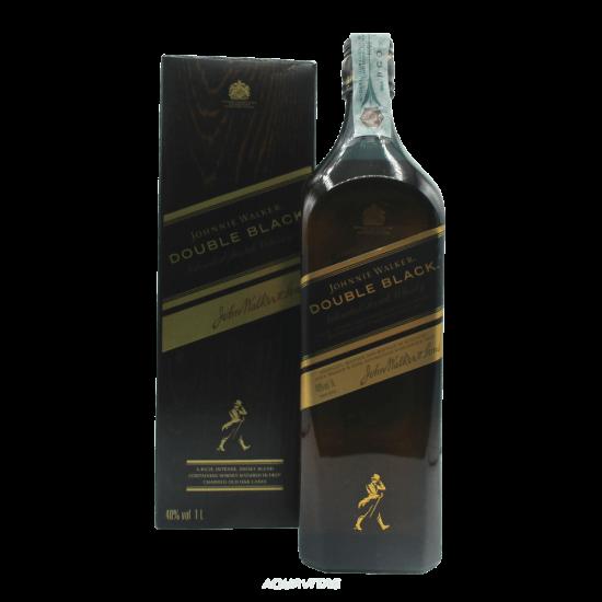 Whisky Johnnie Walker Double Black (1L) Whisky Scozzese Blended