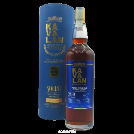 Whisky Kavalan Solist Vinho Barrique (1L) Kavalan