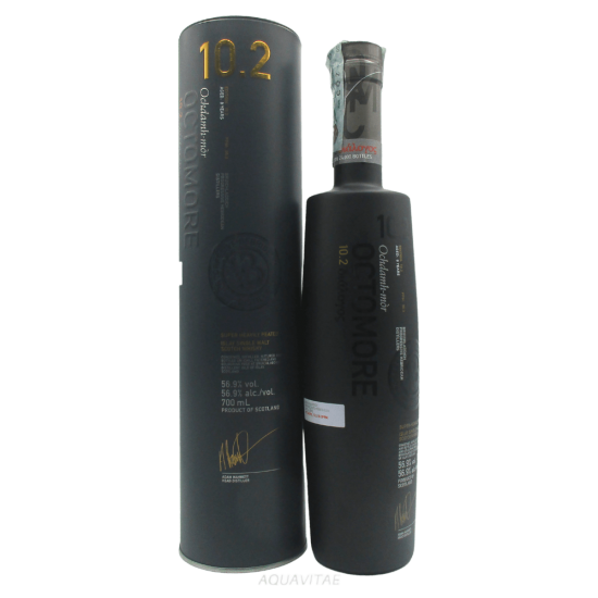 Whisky Octomore Edition 10.2 8 Year Old Bruichladdich