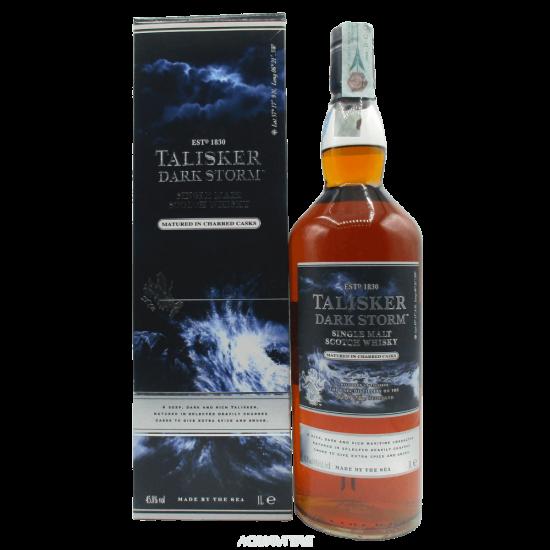 Whisky Talisker Dark Storm (1L) TALISKER Whisky scozzese Single Malt