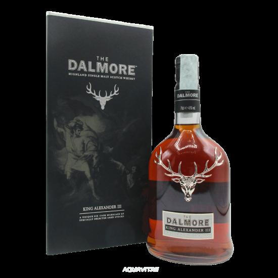 Whisky Dalmore King Alexander III Whisky scozzese Single Malt