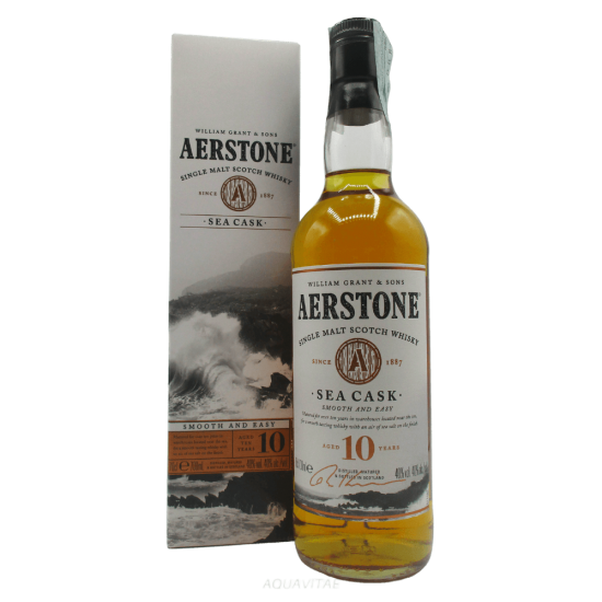 Whisky Aerstone 10 Year Old Sea Cask Single Malt Scotch Whisky