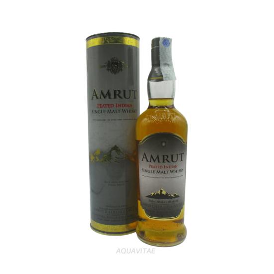 Whisky Amrut Peated Indian Single Malt Single Malt Whisky Indiano