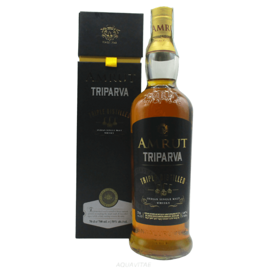 Whisky Amrut Triparva Triple Distilled Amrut