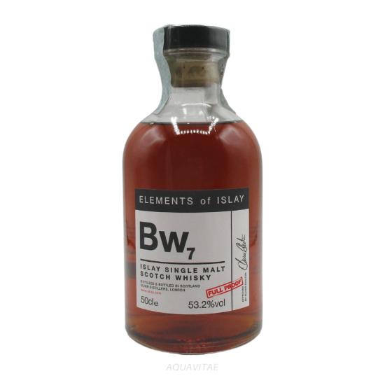 Whisky Elements Of Islay Bw7 Bowmore Single Malt Scotch Whisky
